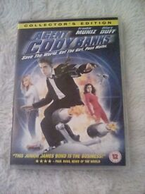Agent Cody Banks Save the World. Get the Girl. Pass Maths.