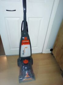 Vax rapide spring cleaner