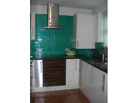 Fully furnished 2 bedroom first floor flat near The Royal Infirmary Hospital, Edinburgh.