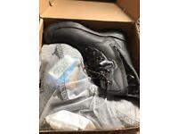 Port west pro work boots size 9