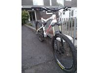 Cannondale RZ120 (upgraded)