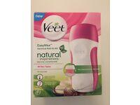 Veet Home leg waxing kit