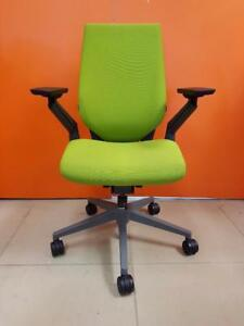 Steelcase Gesture Chair in Green