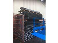 Palasade metal fencing