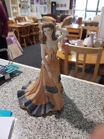 Coalport Rare Figurine