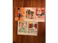 Uni family 1-5 Japanese manga