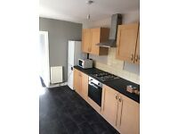 1 double furnitured bedroom in a newly renovated house , all bills including, in a very popular area