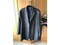 Marks & Spencer overcoat