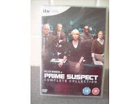 Prime Suspect Complete Collection