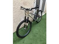 Marin Mount Vision yr 2000 rare retro full suspension bike