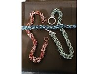 Chain Maille Jewellery Workshop