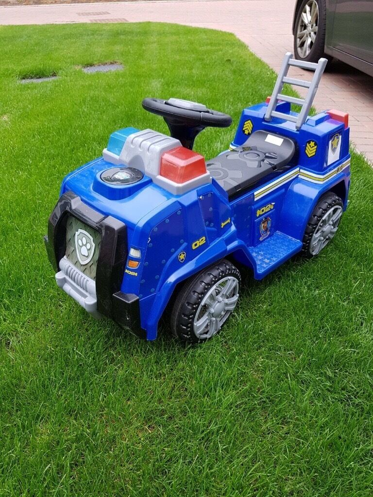 Paw Patrol Electric Ride On