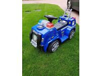 Paw Patrol Electric Ride On - Chase Police Car