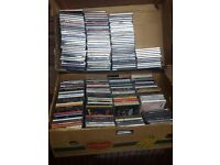 Job Lot 200+ CDs