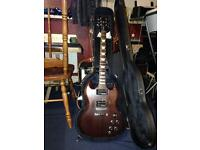 SGw '70s Tribute Gibson with Hardcase