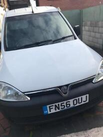 Vauxhall combo 2006