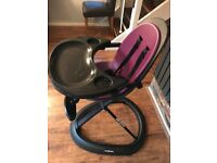 Ickle Bubba Orb High Chair 6months to 3 yrs