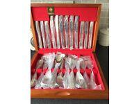 52 piece Cutlery Set