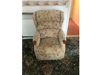Celebrity raise and reclining chair