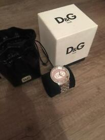 D&G unisex watch for sale