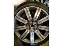 Range Rover Sport Autobiography wheels