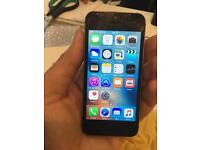 IPHONE 5S 16GB 02 TOUCH ID NOT WORKING £110