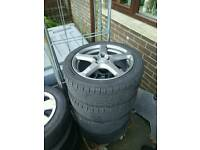 Honda penta alloys fit ep3 Accord 5x114.3