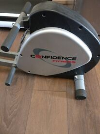 Rowing machine - Confidence Fitness