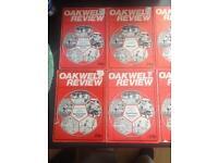 Barnsley match day magazines
