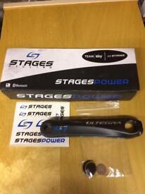 Stages Power Meter (Ultegra 175mm, 2nd Gen)