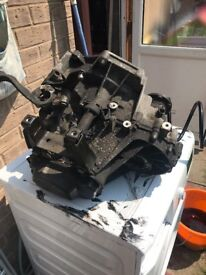 Vw polo 1.4 gearbox