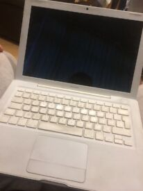 MacBook for sale £50 (no charger) does work but it's not been used for 2 years