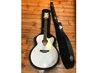 Gretsch 12-string White Falcon Electro Acoustic
