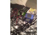 Beats headphones real + Nintendo DSi + Madagascar game