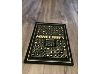 Minecraft Annual 2017 Book