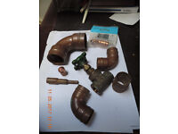 Copper plumbing fittings: Yorkshire