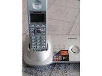 pannsonic cordless telephone