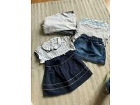 Girls clothes/ for 4 years old