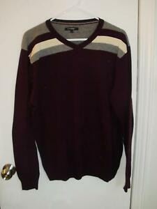 Brand New - Men's Burgundy Sweater, size XL London Ontario image 1