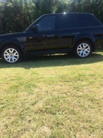 Range rover sport 2007. Great condition inside and out.only selling due to over seas commitments
