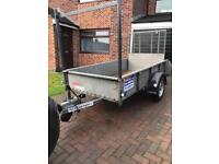 8x4 IFOR WILLIAMS TRAILER GD84G