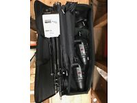 Bowen's Gemini gm200 complete lighting kit,