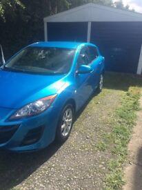 Mazda 3 TS2 1.6 2011 perfect condition 56,000