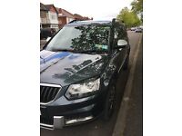 SKODA YETI OUTDOOR L&K TDI/4x4/AUTO DSG/FULL LEATHER/HIGH SPECIFICATION LUXURY CAR/IMMACULATE