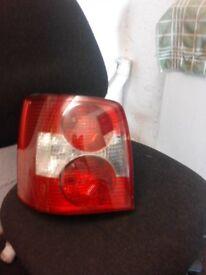 rear light unit for vw passat estate 2001-2005