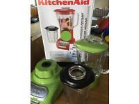 KitchenAid Blender Apple green