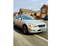 Lexus IS200, 2003, 2.0 Petrol, 8 Months Mot, 140k, Full Service History, Excellent Family Car...