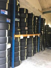 195/55/16 partworn tyres
