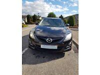 Black Mazda 6 TAKUYA