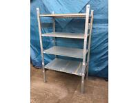 Dexion click together heavy duty shelving